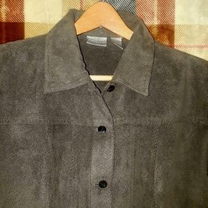 Chicos Brown Jacket